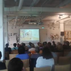 InZwischenZeit:Filme unterstützt die Teilnehmer des Libri.Campus filmisch