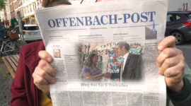 Imagefilm Offenbach Post