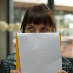 Filmemacherin Alicia-Eva Rost von InZwischenZeit:Filme mit einem Drehplan