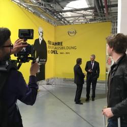 InZwischenZeit:Filme dreht bei Opel